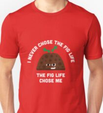 Christmas Character Building - Fig life T-Shirt