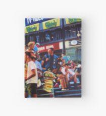 Piccadilly Street Scene 1 Hardcover Journal