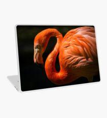 Pink Red Flamingo Bird Nature Animal Birds Laptop Skin