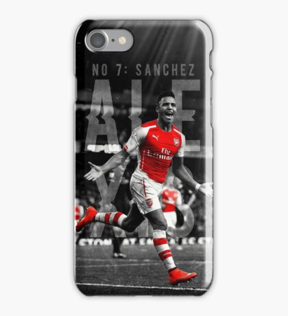 SANCHEZ iPhone Case/Skin