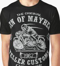 Teller Customs Graphic T-Shirt