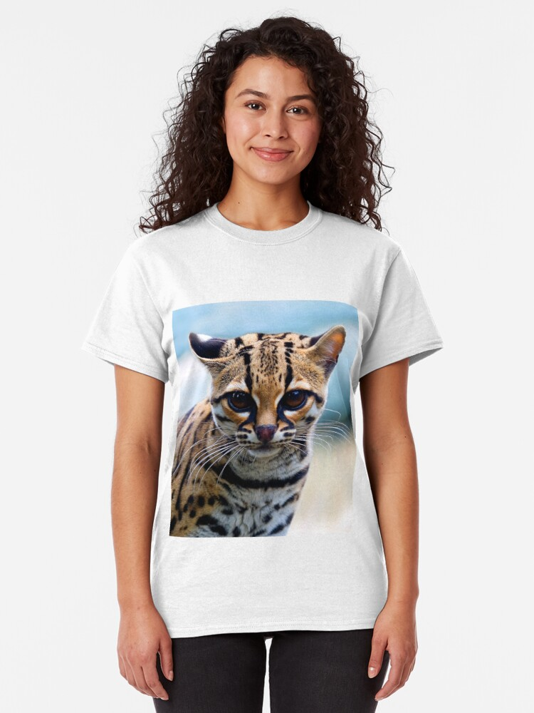 Alternate view of Margay Classic T-Shirt