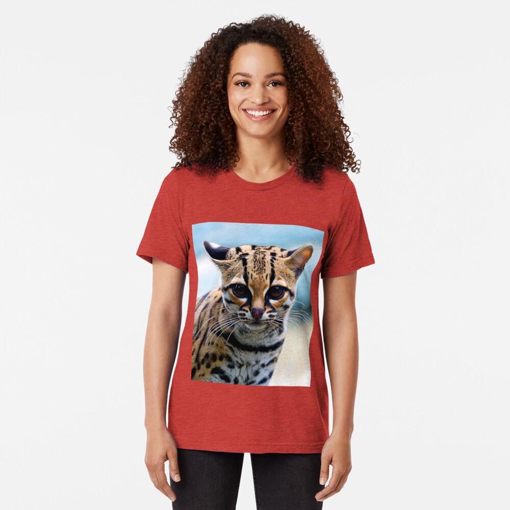 Margay Tri-blend T-Shirt