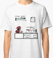 pokemon battle Classic T-Shirt