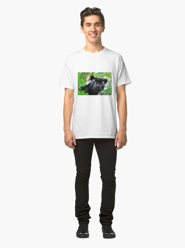 Alternate view of Black Jag Classic T-Shirt