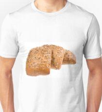 Fresh baked graham bread rolls Unisex T-Shirt