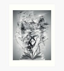shadowhunters - all the stories are true Art Print