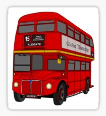 Routemaster Bus Sticker