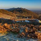 Malverns classic view, Malvern, England by Cliff Williams