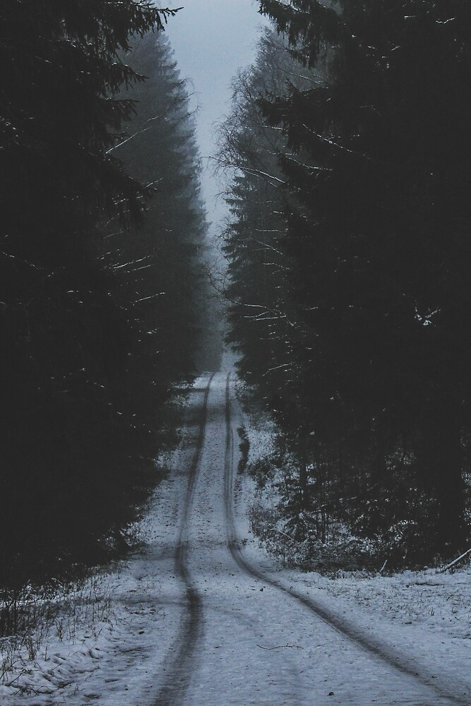 Not The Road Home I by KatieMetcalfe