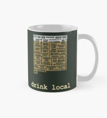 New Mexico Drink Local Beer T-shirt Mug