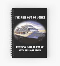 One-liner Spiral Notebook
