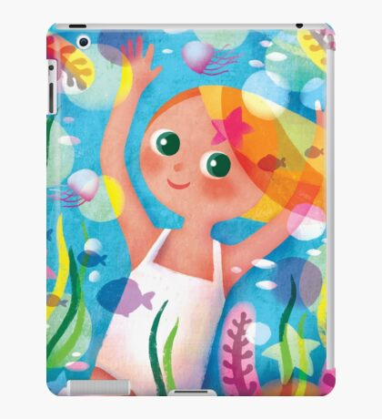 Hello Summer! iPad Case/Skin