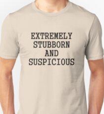 Extrem eigensinnig Unisex T-Shirt