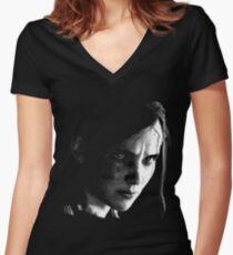 Camiseta entallada de cuello en V The Last of Us 2 - Ellie