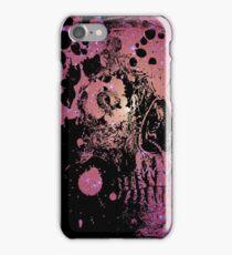 Galactic Skull 1 iPhone Case/Skin