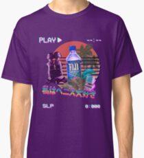 Vaporwave Fiji Bottle Classic T-Shirt
