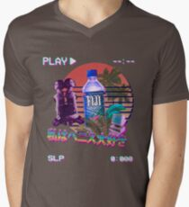 Vaporwave Fiji Bottle T-Shirt