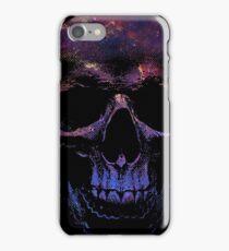 Galactic Skull 2 iPhone Case/Skin