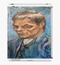 Tom Brady Van Gogh iPad Case/Skin