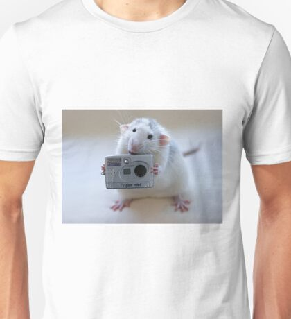 Its not easy being a good photographer! T-Shirt