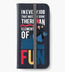Mary Poppins iPhone Wallet/Case/Skin