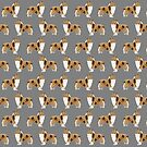 rough collie dog design dog pattern dog print rough collies gifts accessories by PetFriendly