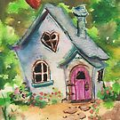 Fairy Cottage (first in a series) by justteejay