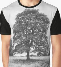 Countryside Tree Graphic T-Shirt