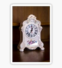 Old-fashioned Clock - Object Photography Sticker