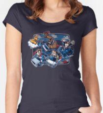 Super 80's Kart Women's Fitted Scoop T-Shirt