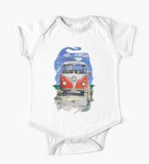 Eyre Peninsula, Beach Kombi Kids Clothes