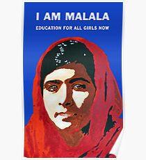I AM MALALA Poster