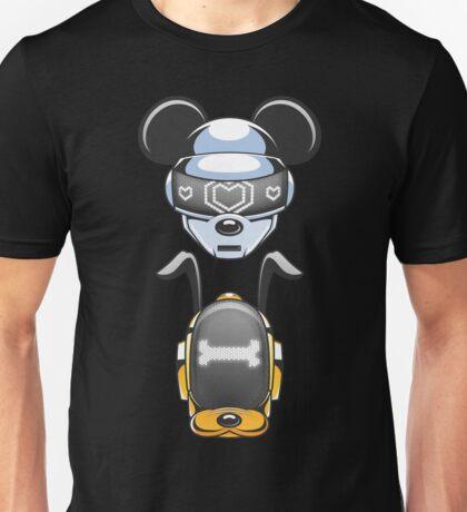 Daft Mouse Unisex T-Shirt