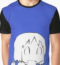 Nano from Nichijou anime Graphic T-Shirt