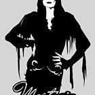 Morticia 2 by Olivia Trainor