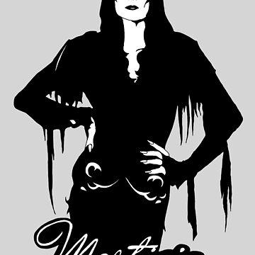 Morticia 2 by Oliviatrainor