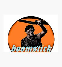 boomstick Photographic Print