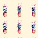 Mauve Pineapple by Caplin