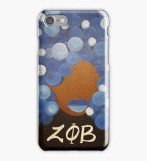 Zeta Phi Beta Diva iPhone Case/Skin