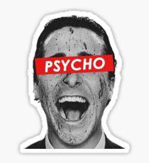 American Psycho - Patrick Bateman  Sticker