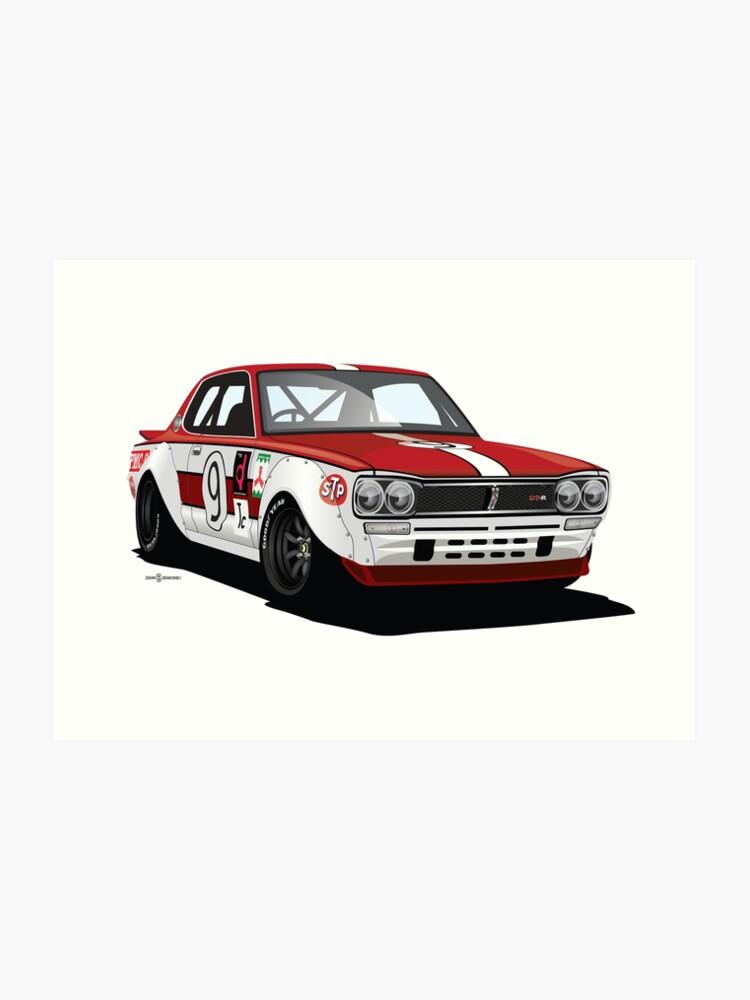 1972 Nissan GTR