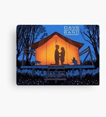 Dave Matthews Band, Klipsch Music Center Noblesville IN Canvas Print