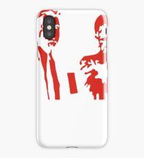 vincent , jules iPhone Case