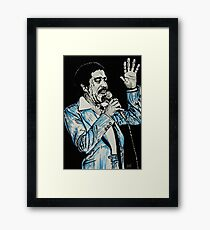 Brother Rich Framed Print