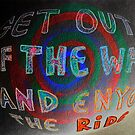 Get Out of The Way by Hekla Hekla
