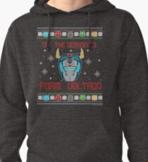 A Very Voltron Christmas Pullover Hoodie