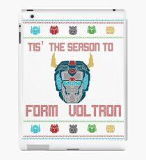 A Very Voltron Christmas iPad Case/Skin