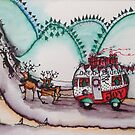 Caravan Christmas by Wendi Seymour