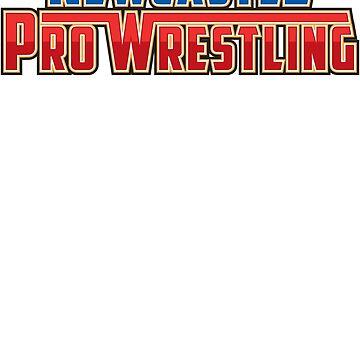 Newcastle Pro Wrestling logo by newypro